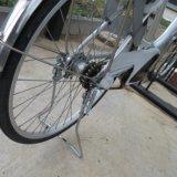 電動自転車(ママチャリ)のスタンドを交換してみた